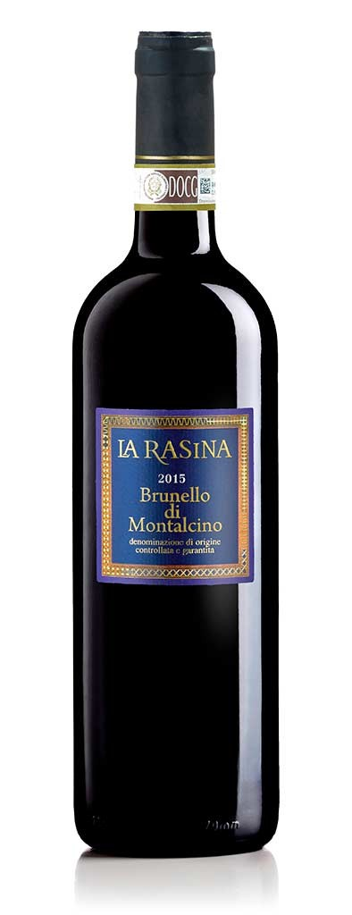 RASINA BRUNELLO MONTALCINO DIVASCO 2007
